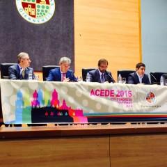 Reyes destaca las ayudas que la Diputación ha brindado en este mandato a las empresas para crear empleo en la provincia