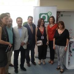 La Junta respalda la Feria de Empleo de Andújar, un punto de encuentro para la inserción laboral y la formación