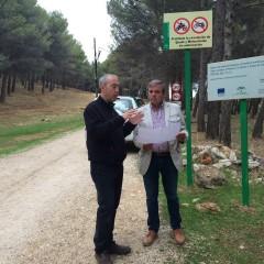 Medio Ambiente inicia este año planes de gestión integral en montes públicos de Almería, Huelva y Jaén