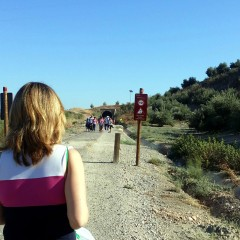 Marcha senderista por la Vía Verde del Segura para el próximo domingo