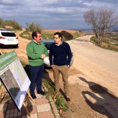 Diputación invertirá más de 1,5 millones de euros en adecuar vías de Génave y Puente de Génave