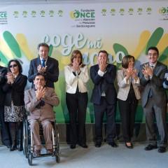 Díaz destaca la «sensibilidad social» de la Junta para garantizar la igualdad de las personas con discapacidad