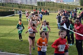 Más de 600 atletas, en la última prueba del Circuito Provincial de Campo a Través