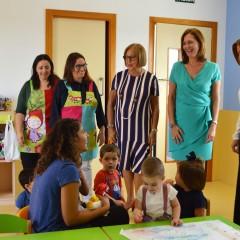 Estudian un nuevo modelo de financiación para el primer ciclo de Educación Infantil
