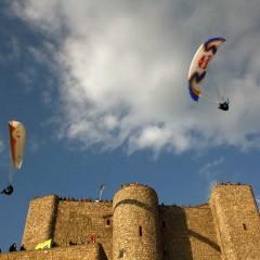 """El Festival Internacional del Aire """"El Yelmo"""", los días 2, 3 y 4 de junio"""