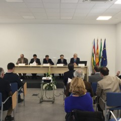 El empresariado jiennense conoce los servicios y empresas del Puerto de Huelva