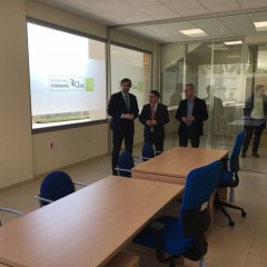 Nuevos espacios en la UJA para que emprendedores inicien su actividad empresarial