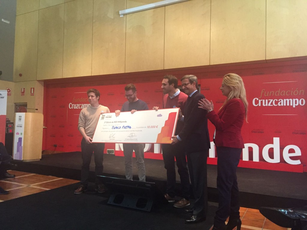 Ganador Premios Red Innprende- 04-03-17