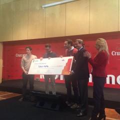 'Busco Extra', mejor start up en la tercera los Premios Red Innprende