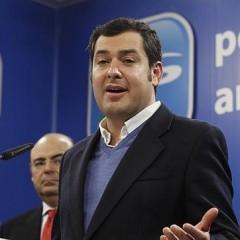 Moreno cree que el congreso del PP-A será de unidad