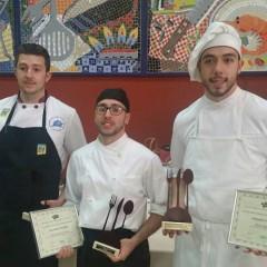 Un alumno del instituto de Siles, promesa de la cocina andaluza
