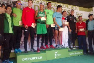 La Carrera Urbana «Villa de Beas» reúne a 600 atletas