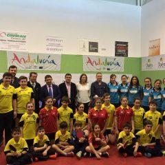 El Real Club de Tenis de Mesa de Linares afianza su presencia en torneos europeos